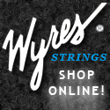 Beautiful Handmade Strings for all Musical Instruments